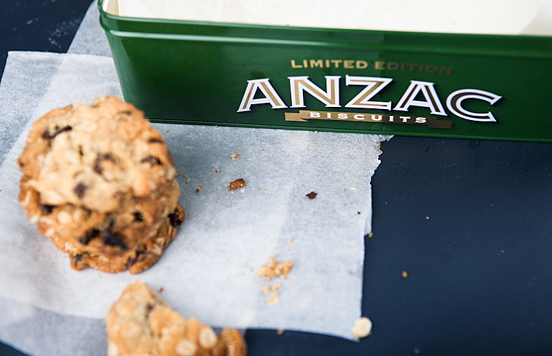 Anzac Biscuit Recipe | Art of Baking